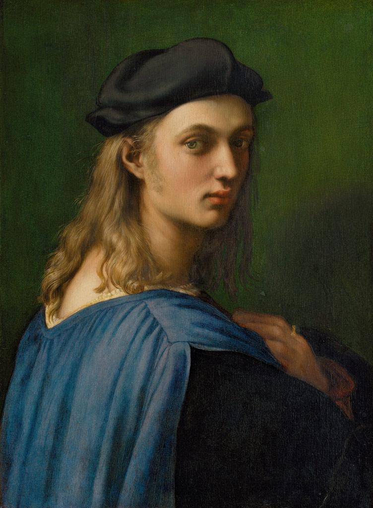 オーダー油絵 】 ラファエロ・サンティ ビント・アルトヴィティの肖像 ...