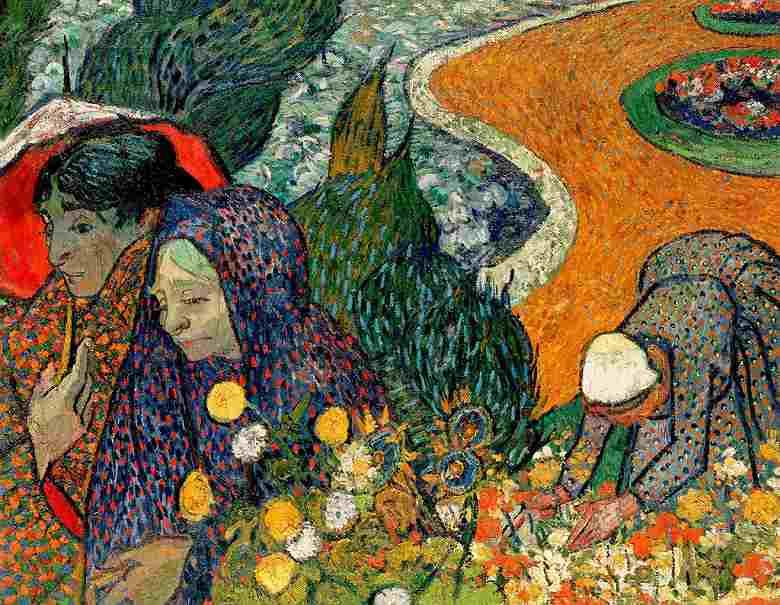 「ゴッホ エッテンの庭の記憶」の画像検索結果
